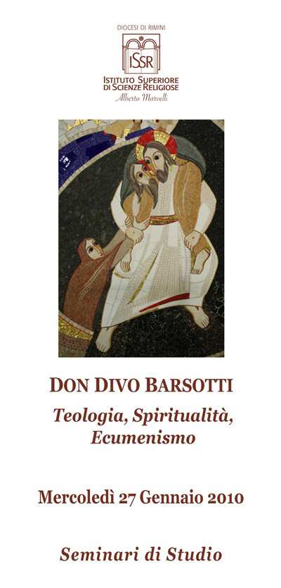 Don divo barsotti teologia spiritualit ecumenismo - Don divo barsotti meditazioni ...