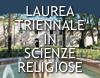 Laurea Triennale in Scienze Religiose