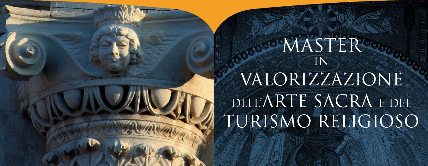 Master in Valorizzazione dell'Arte Sacra e del Turismo Religioso